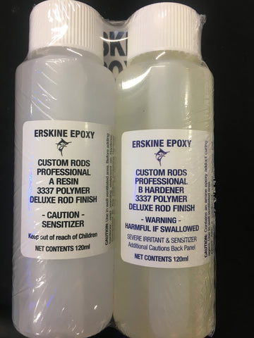 Erskine Fishing Rod Epoxy - 240ml