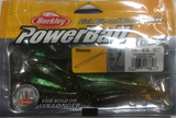 "Berkley Powerbait Minnow 3"" - Colour Pumpkinseed (with scales)"