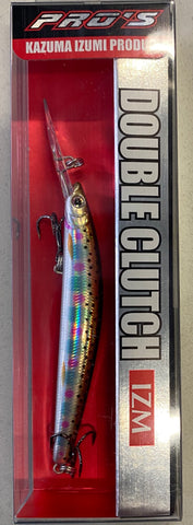Daiwa Double Clutch 75 Hardbody Lure - Rainbow Trout DA-104