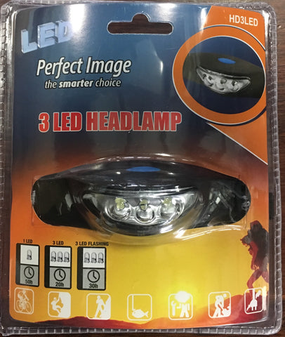 Perfect Image 3 L.E.D Headlamp
