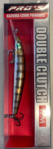 Daiwa Double Clutch 75 Hardbody Lure - Lazer Perch DA-099