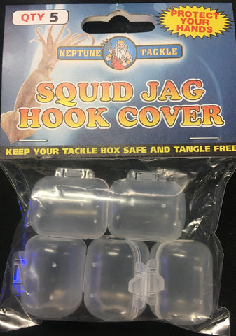 Neptune Squid Jag Jig Hook Cover SJHC