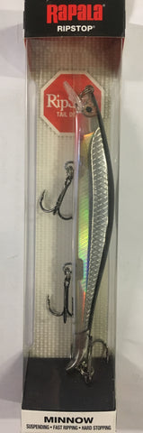 Rapala RPS-12 Ripstop Minnow - SILVER