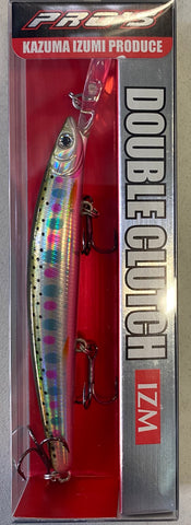 Daiwa Double Clutch 95 Hardbody Lure - Rainbow Trout  DA-104