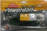 "Berkley Powerbait Minnow 3"" - Colour Emerald Shiner (with scales)"