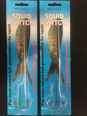 Squid Witch Squid Bait Pin Jig
