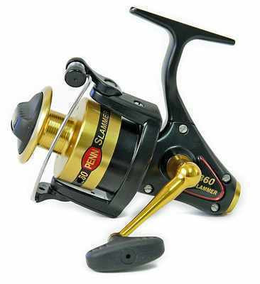 Penn Slammer Spin Reel - Model 260 (1152048)