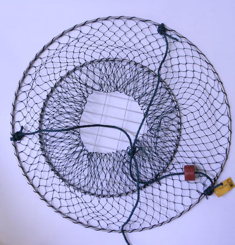 Heavy Duty Cockburner Sound Crab Net - 80cm