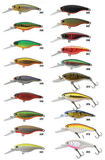 Ecogear Hardbody Lure - SX 60F Colour 512