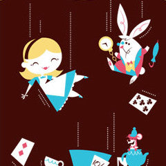 Alice in Wonderland by Dave Perillo