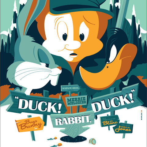 Duck Rabbit Duck