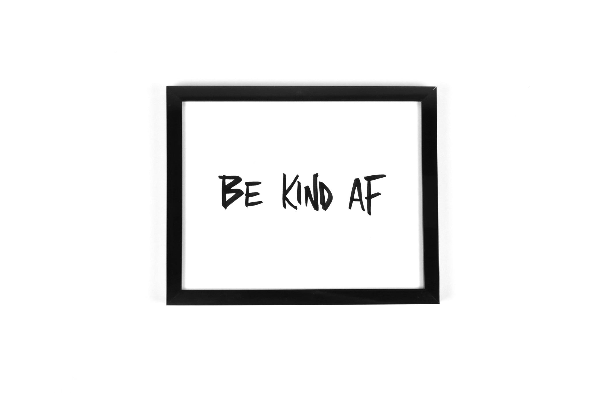 Be kind AF // Imprimé // Art Print