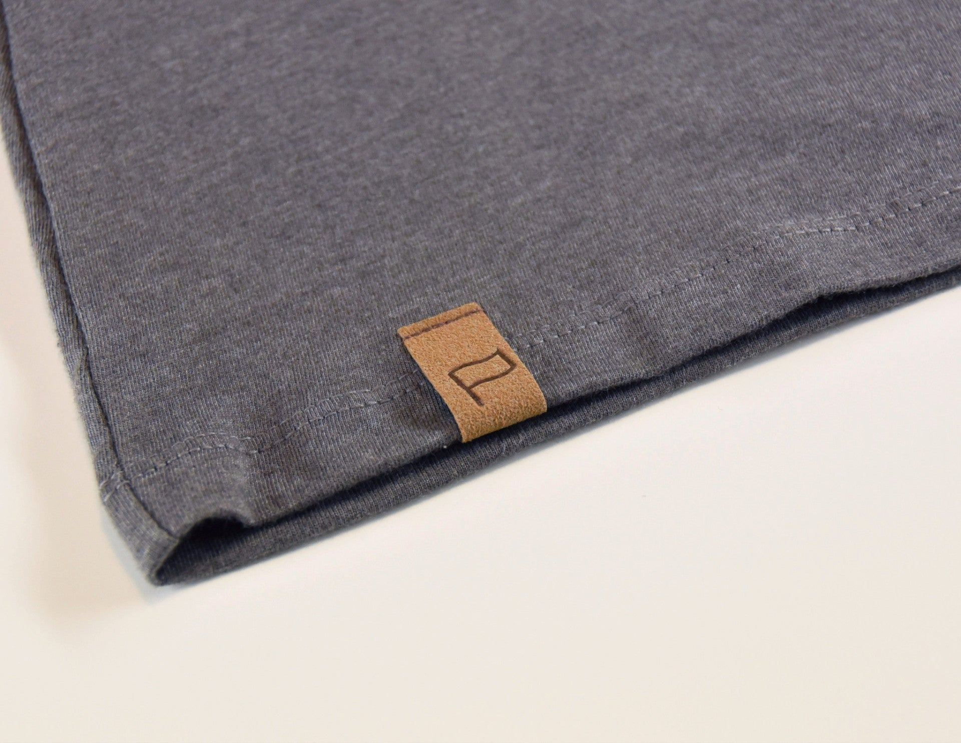 LA VIE EST SI BELLE // T-Shirt Femmes Gris Moyen // Granite Heather Women Tee