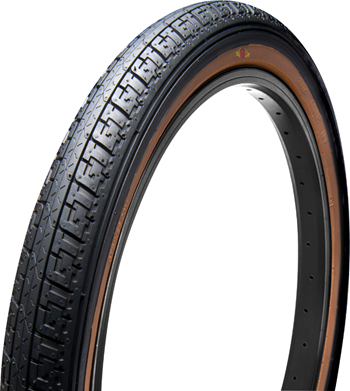 20x1.75 GT Skinwall Tire Heritage LP-5 Tire Pair