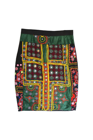 Banjara Pencil Skirt #1