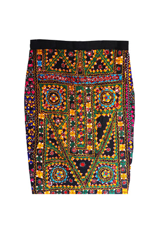 Banjara Pencil Skirt #2
