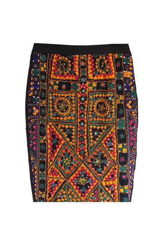 Banjara Pencil skirt #4