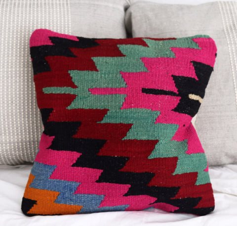 Dilara Turkish square cushion