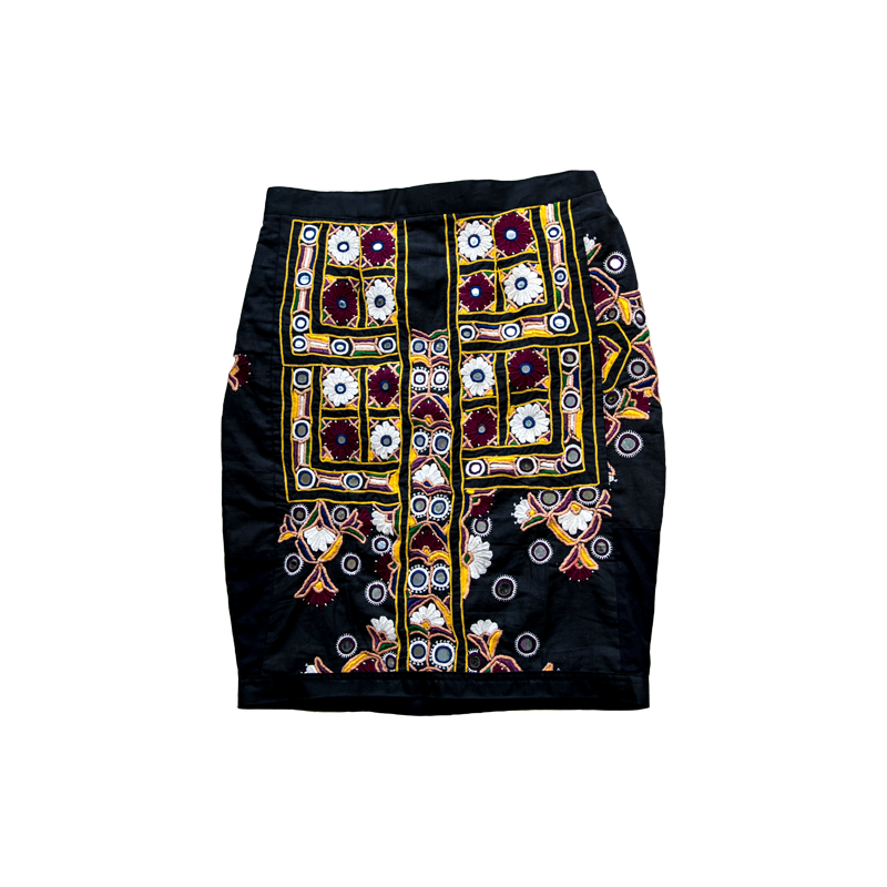 Banjara Pencil Skirt #5