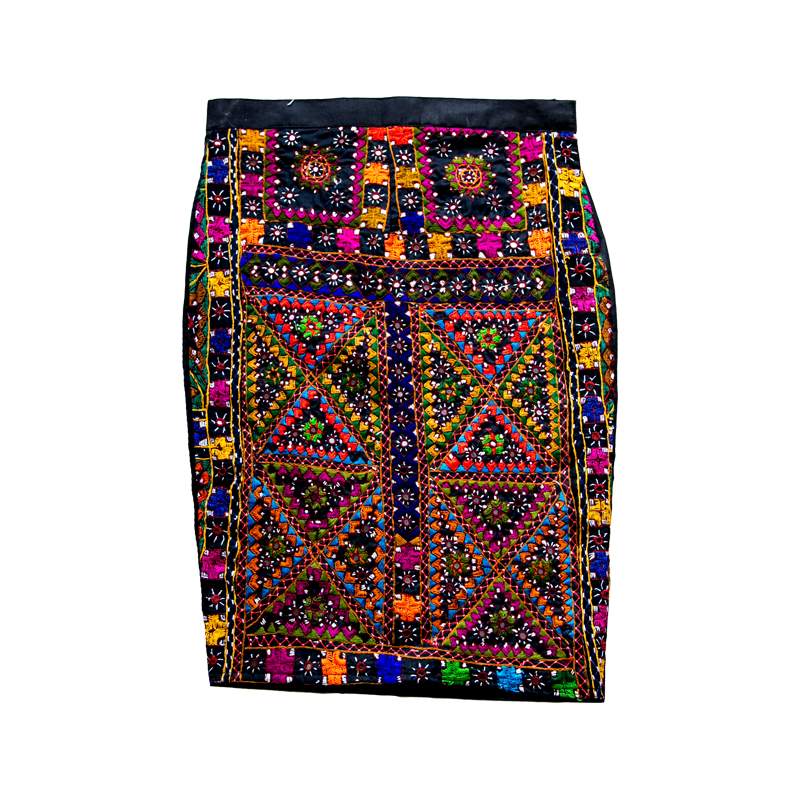 Banjara Pencil Skirt #6