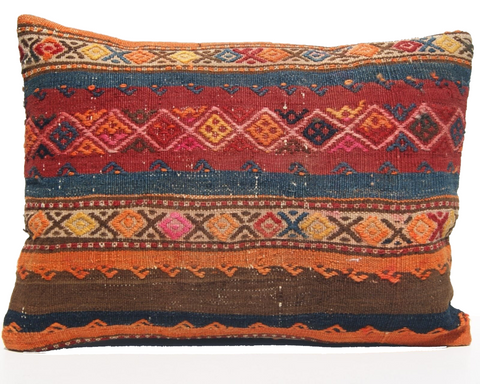 Eren vintage kilim cushion cover
