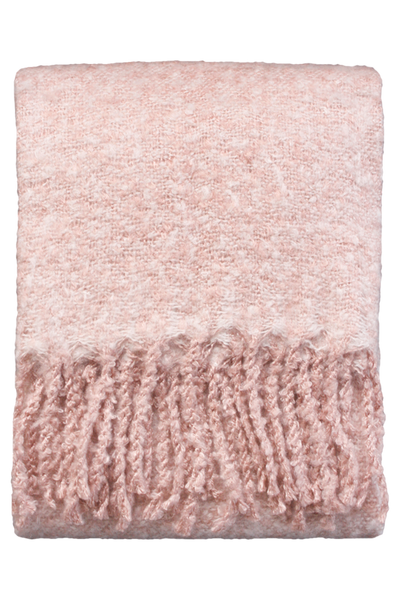 Lyford - Evening Pink throw