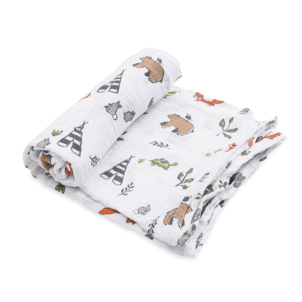 Cotton Muslin Swaddles
