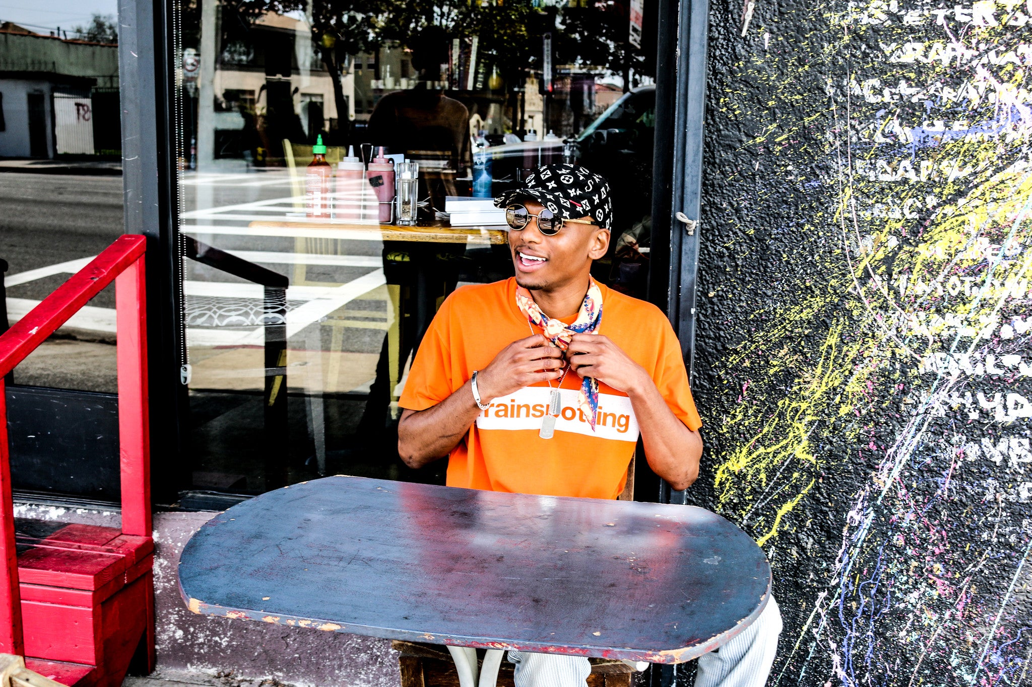 Man Muse Monday Series: Lunch With Wiz Khalifa's Stylist - Leontae Thomas