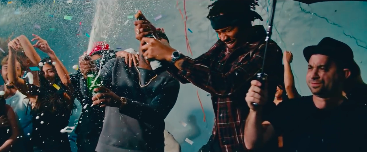 Post Malone 'Congratulations' Music Video Feat. A.M. Club