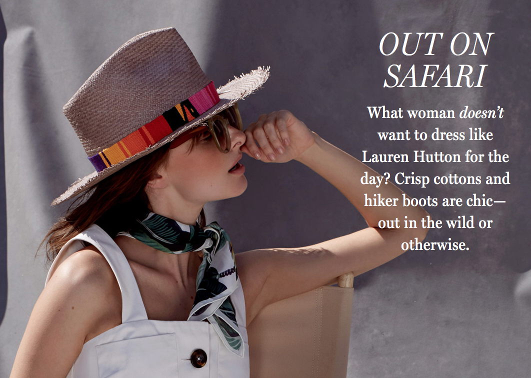 A.M. Is Now Available & Featured on Moda Operandi <3
