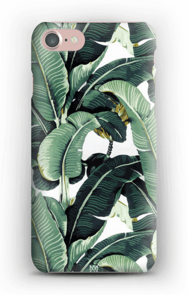 Tropical Bev Hills Banana Leaf Phone Case - A.M.