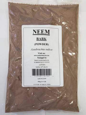 NEEM TREE BARK POWDER