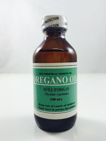 OREGANO OIL100ml - Trade Technocrats Ltd