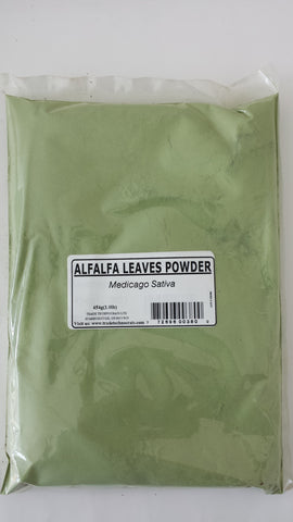 ALFALFA LEAVES POWDER - Trade Technocrats Ltd