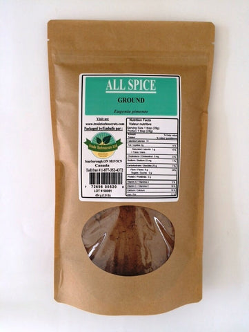 ALLSPICE GROUND - Trade Technocrats Ltd