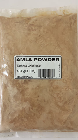 AMLA POWDER (INDIAN GOOSEBERRY) - Trade Technocrats Ltd