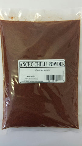 ANCHO CHILLI PEPPER POWDER (20,000 HU) - Trade Technocrats Ltd