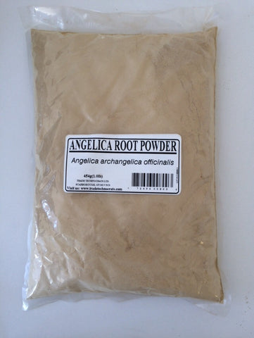 ANGELICA ROOT POWDER - Trade Technocrats Ltd