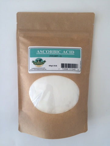 ASCORBIC ACID (VITAMIN C) - Trade Technocrats Ltd