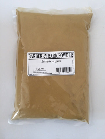 BARBERRY BARK POWDER - Trade Technocrats Ltd
