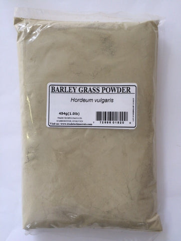 BARLEY GRASS POWDER - Trade Technocrats Ltd