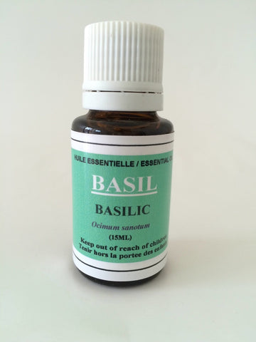 BASIL OIL 15ml - Trade Technocrats Ltd