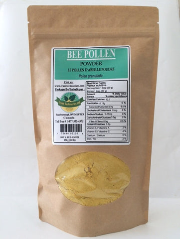 BEE POLLEN POWDER - Trade Technocrats Ltd