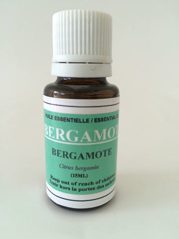 BERGAMOT OIL 15ml - Trade Technocrats Ltd