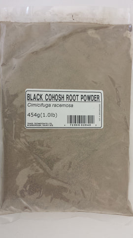 BLACK COHOSH ROOT POWDER - Trade Technocrats Ltd