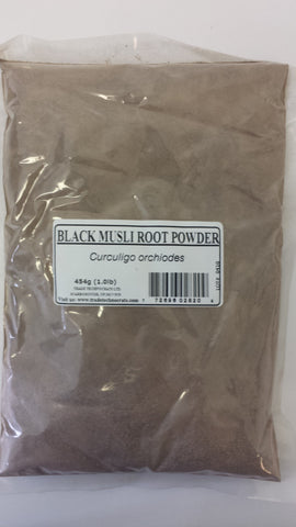 BLACK MUSLI ROOT POWDER - Trade Technocrats Ltd