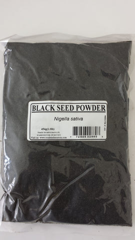 BLACK SEED POWDER - Trade Technocrats Ltd