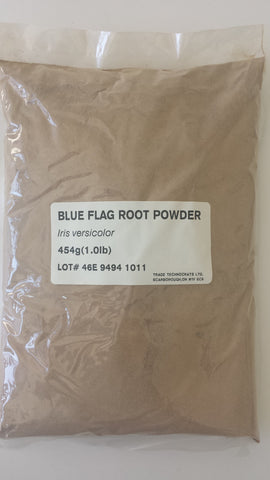 BLUE FLAG ROOT POWDER - Trade Technocrats Ltd