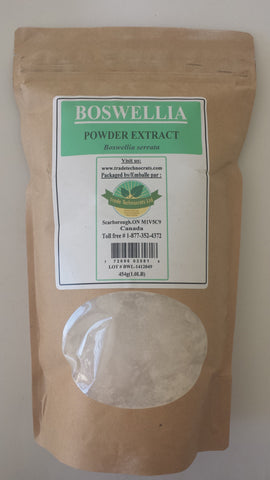 BOSWELLIA POWDER EXTRACT - Trade Technocrats Ltd