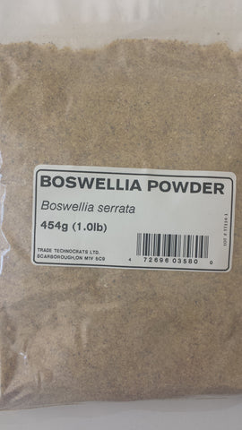 BOSWELLIA POWDER - Trade Technocrats Ltd
